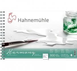 Harmony Spiral Pad – Hot Pressed – 300 GSM – 12 Sheet / Spira - A4