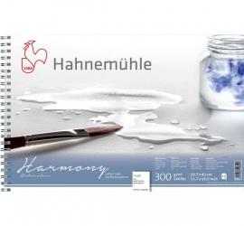 Harmony Watercolour Block – Rough – 300 GSM – 12 Sheets / Block - A4