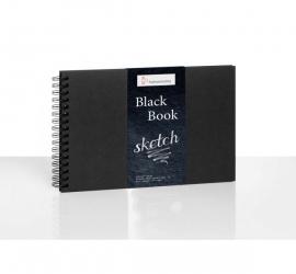 Black Book – 250 GSM – 30 Sheets / Spiral - A4