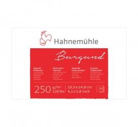 Watercolour Postcard Pad – Burgund – Rough – 250 GSM – 20Sheets / Pad