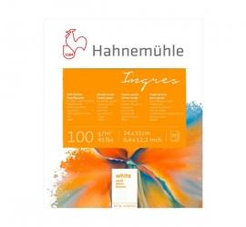 Ingres Pastel Paper White – 100% Cotton – Textured – 100 GSM – 10Sheets / Pad