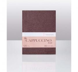The Cappuccino Book – Brown Sketch Book – 120 GSM – 40 Sheets / Book - A4