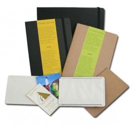 Travel Journal – Fine Grain – 140 GSM – 62 Sheets / Book