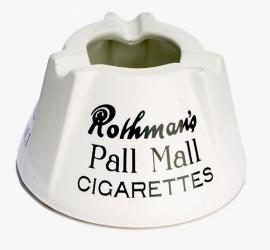 Rothman's Ceramic Ashtray Manufactured by Royal Doulton, London, c.1930