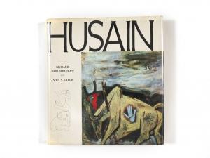 Biography on M F Husain by Richard Bartholomew & Shiv S. Kapur