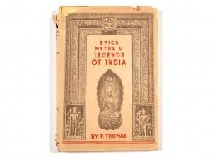 A Book on Epic Myths and Legends of India (1950)