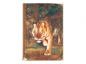 World's Leading Magazine on Tourism and Trade: The Annual of the East 1932-33.