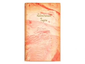 A Book on Rabindranath Tagore in French