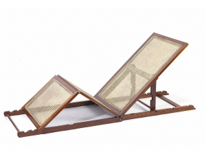 Foldable Cane Easy Chair
