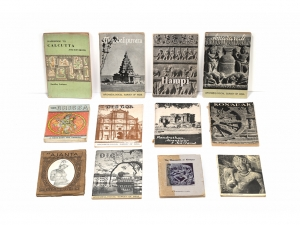 Set of 12 Travel Books on India by the Archaeological Survey of India