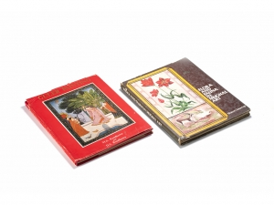 Set of Two Books on the Traditional Indian Painting