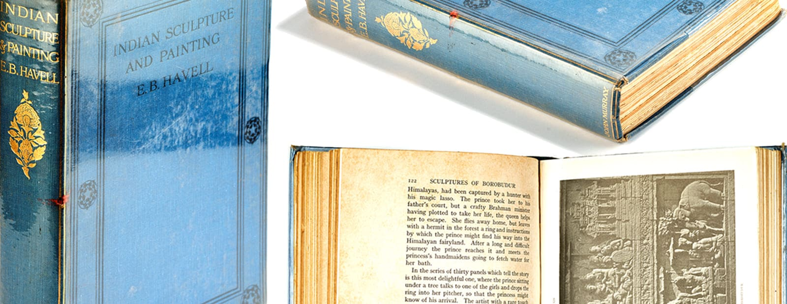 Rare Books on Indian Art & Culture