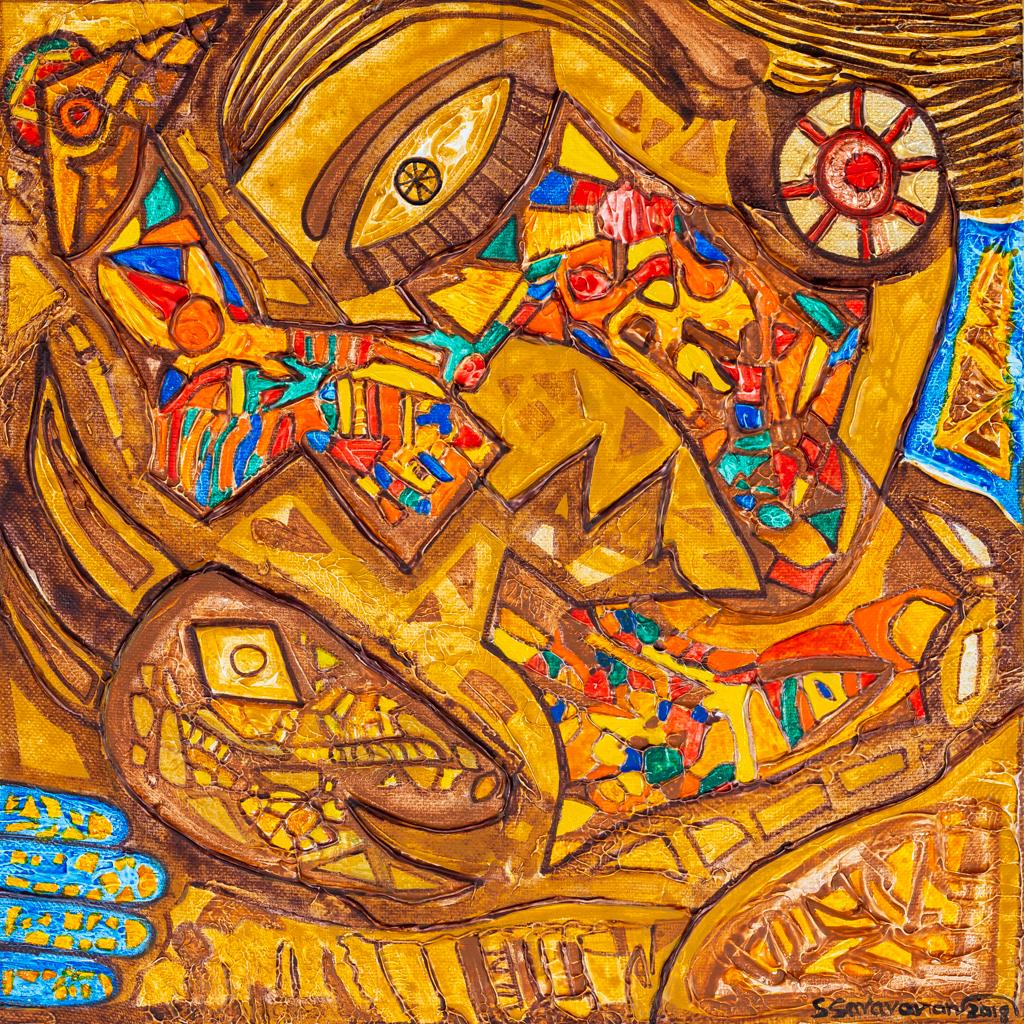 S. Saravanan - Dream 1