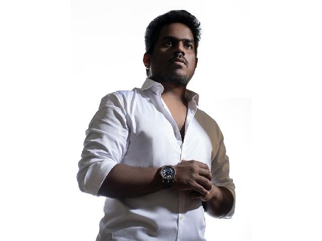 Yuvan Shankar Raja's Jacket