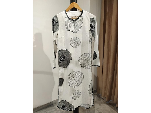 RENASCI Design by Ritika Arya Jain -  Designer Kurta worn by Bollywood Actress Taapsee Pannu