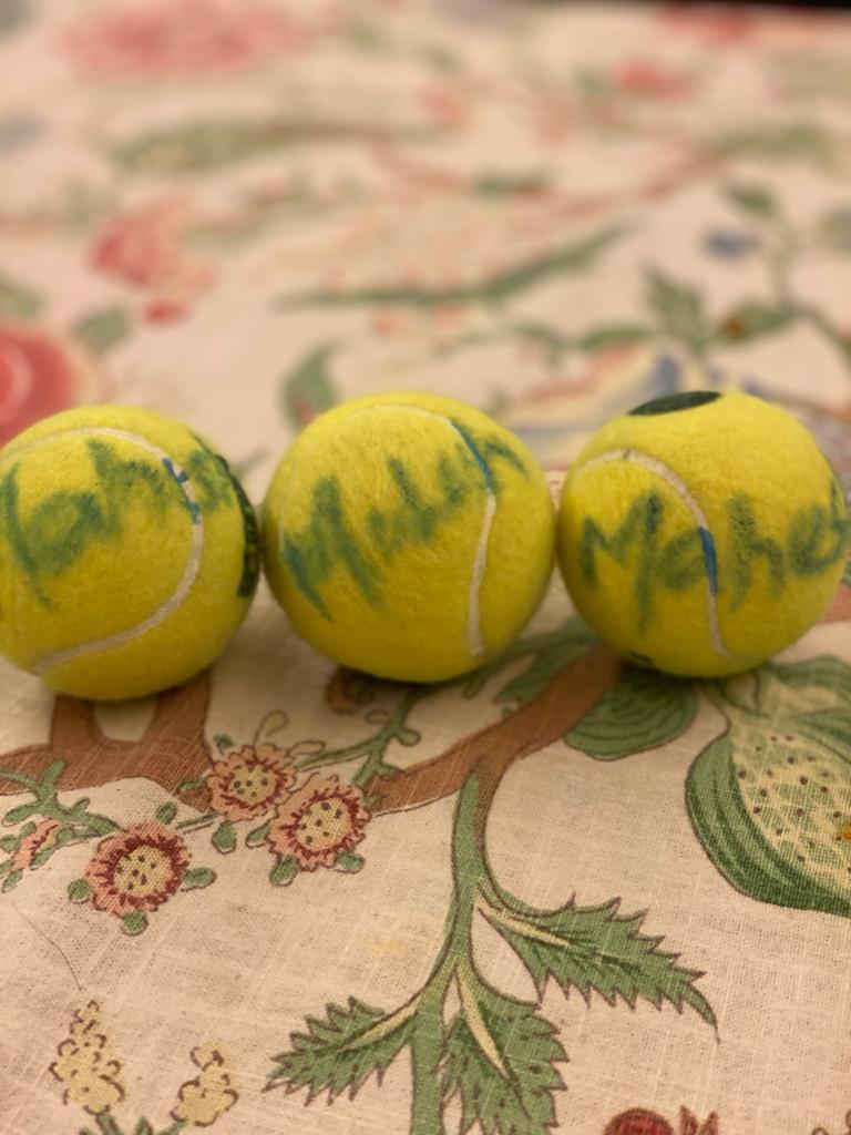 Mahesh Bhupathi Ball